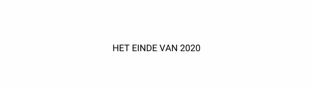 EP 58 – Het einde van 2020