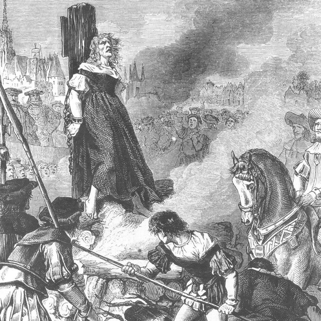 Eerherstel van beschuldigde heksen na 431 jaar